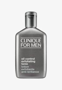 Clinique for Men - OIL-CONTROL EXFOLIATING TONIC 200ML - Tonic - - - 0