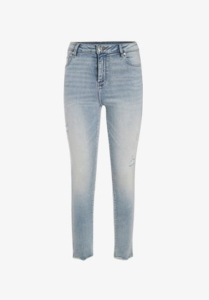 Slim fit jeans - denim bleach