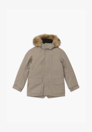NAAPURI UNISEX  - Zimní kabát - sand beige