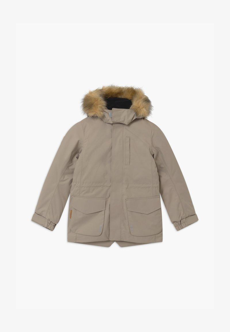 Reima - NAAPURI UNISEX  - Winter coat - sand beige