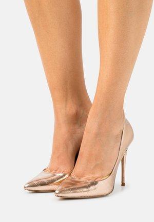 STESSY - High heels - rose gold