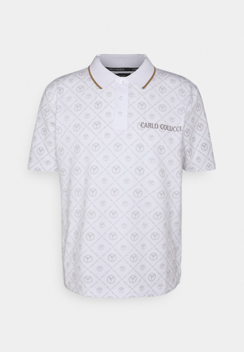 Carlo Colucci - Polo shirt - white