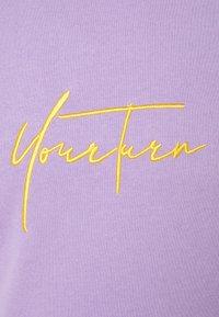 YOURTURN - UNISEX - Sweatshirt - lilac - 6