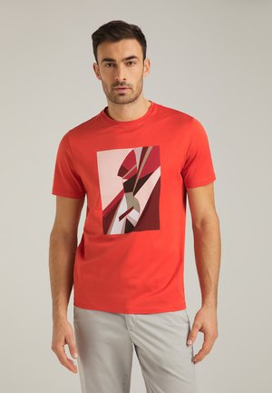 TANINO - Print T-shirt - pumpkin