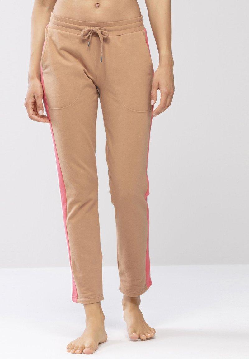 Mey - HOMEWEAR HOSE SERIE NIGHT2DAY - Pyjama bottoms - macadamia