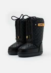 MOSCHINO - Snowboot/Winterstiefel - black - 1