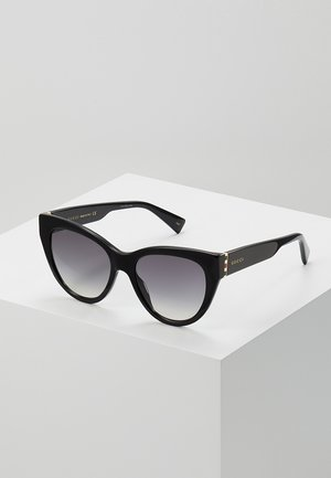 Sonnenbrille - black/gold-coloured/grey