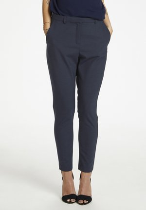 SYDNEY - Trousers - dark blue