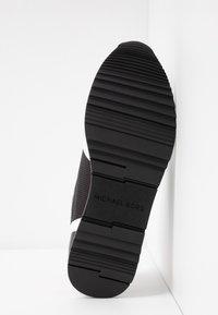 MICHAEL Michael Kors - ALLIE TRAINER - Sneakers - black/multicolor - 6