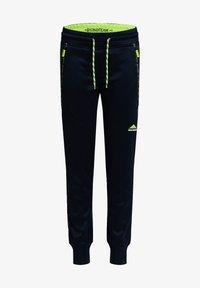 WE Fashion - BIKERDETAILS - Trainingsbroek - dark blue - 0