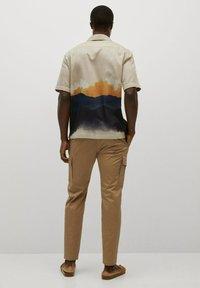 Mango - Shirt - sandfarben - 3