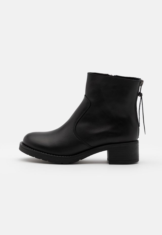 KELLY - Classic ankle boots - black
