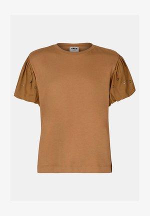 EAST TOP - T-shirt basic - brown