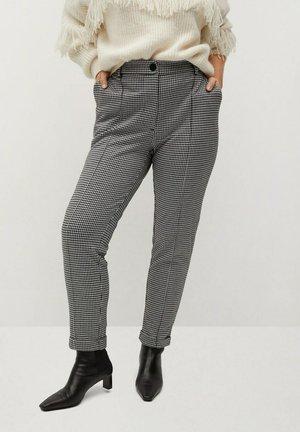 TRIP - Trousers - schwarz