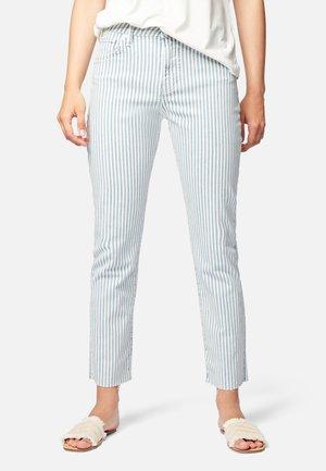 NIKI - Slim fit jeans - summer stripe str