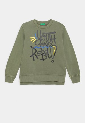 KEITH KISS BOY  - Sweatshirt - green