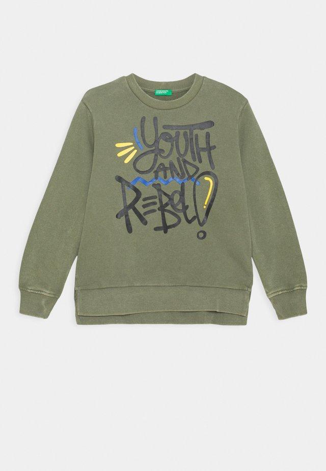 KEITH KISS BOY  - Sweatshirt - green