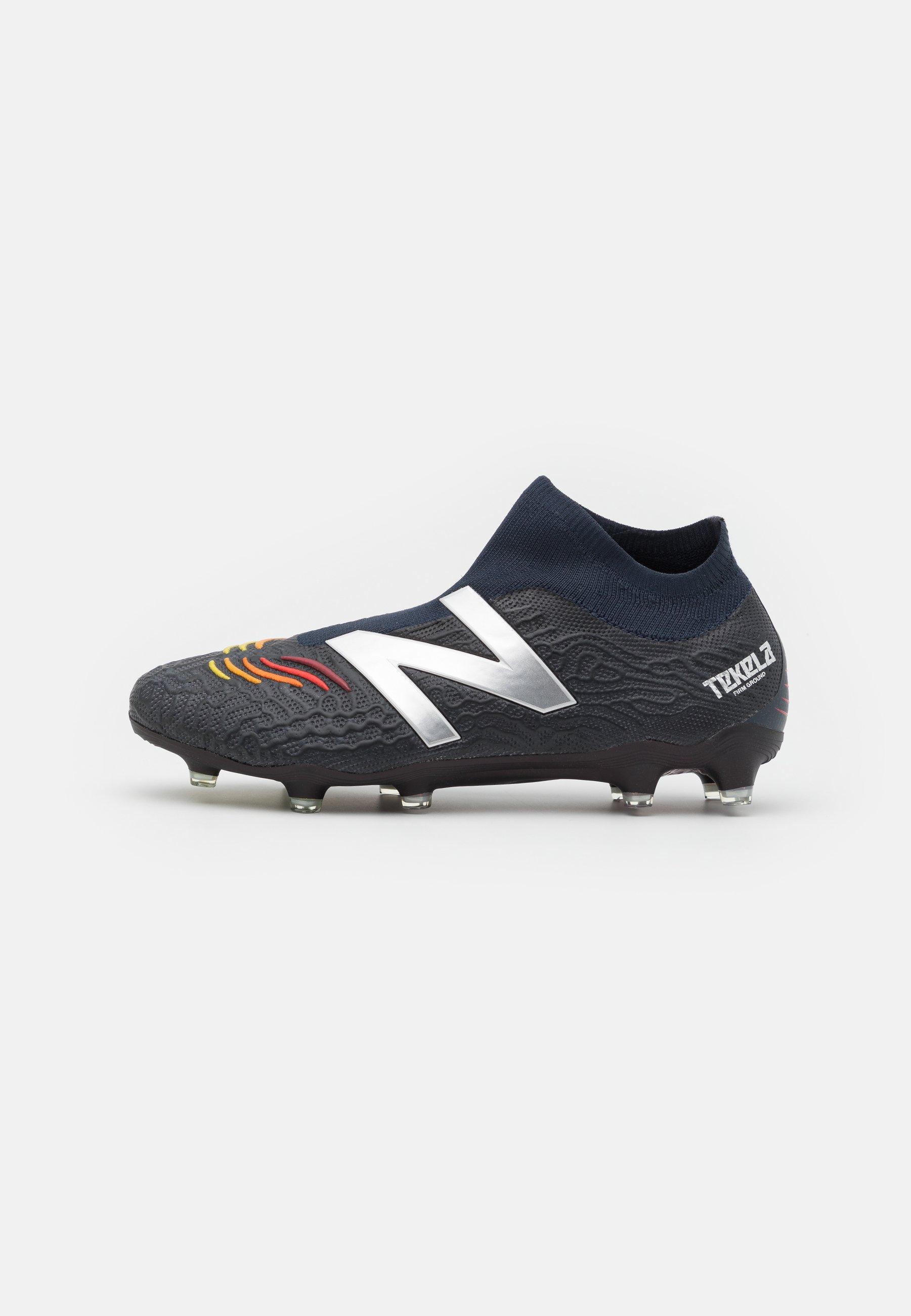 New Balance MST1F - Chaussures de foot à crampons - eclipse/bleu ...