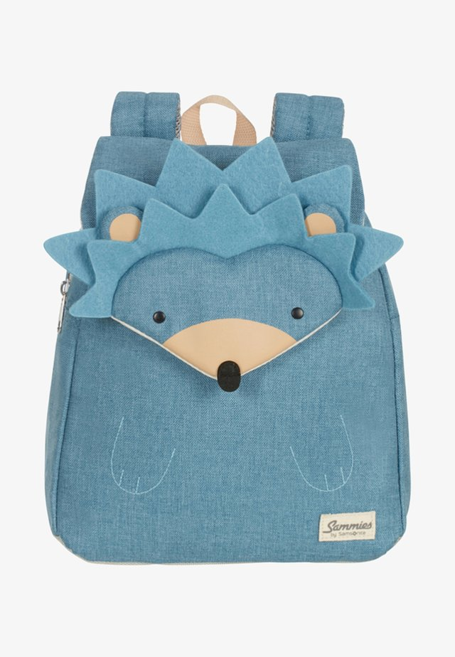 School bag - blue