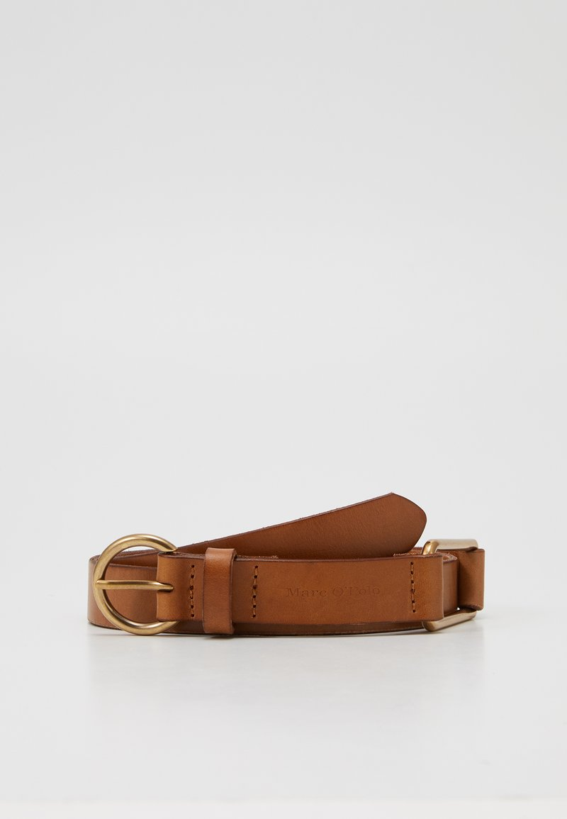 Marc O'Polo - BELT LADIES - Belt - true camel