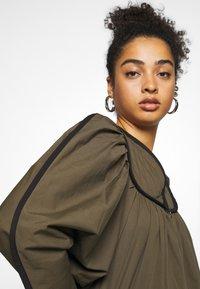 H2O Fagerholt - MAMI DRESS - Denní šaty - forrest green - 5
