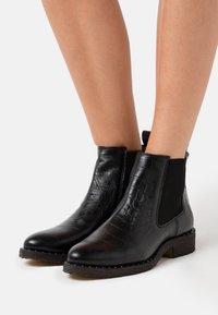 Copenhagen Shoes - BONNIE  - Ankle boots - black - 0