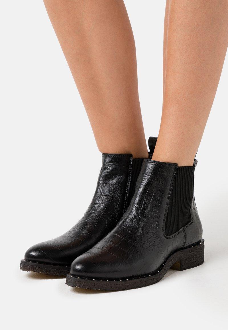 Copenhagen Shoes - BONNIE  - Ankle boots - black