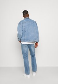 Mennace - ON THE RUN DISTRESSED - Relaxed fit jeans - blue - 2