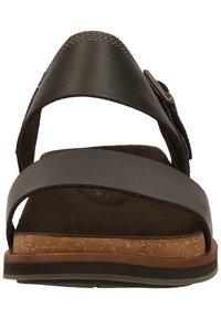 Timberland - TIMBERLAND SANDALEN - Walking sandals - canteen 9011 - 6