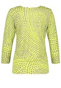 Gerry Weber - Long sleeved top - grün druck - 1