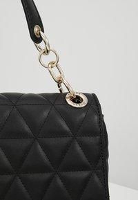Guess - LAIKEN SHOULDER BAG - Handbag - black - 5