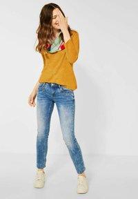 Street One - Long sleeved top - gelb - 1