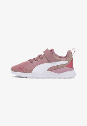 PUMA ANZARUN LITE METALLIC AC - Trainers - foxglove-white-glowing pink