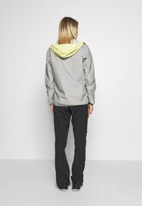 Norrøna - BITIHORN JACKET - Hardshell jacket - sunny lime - 2