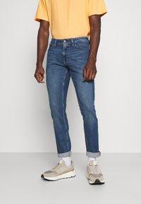 TOM TAILOR DENIM - PIERS  - Slim fit jeans - super stone blue denim - 0