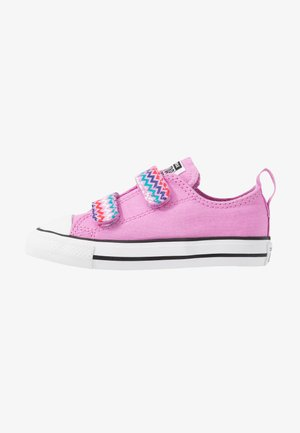 CHUCK TAYLOR ALL STAR - Sneakers laag - peony pink/black/white
