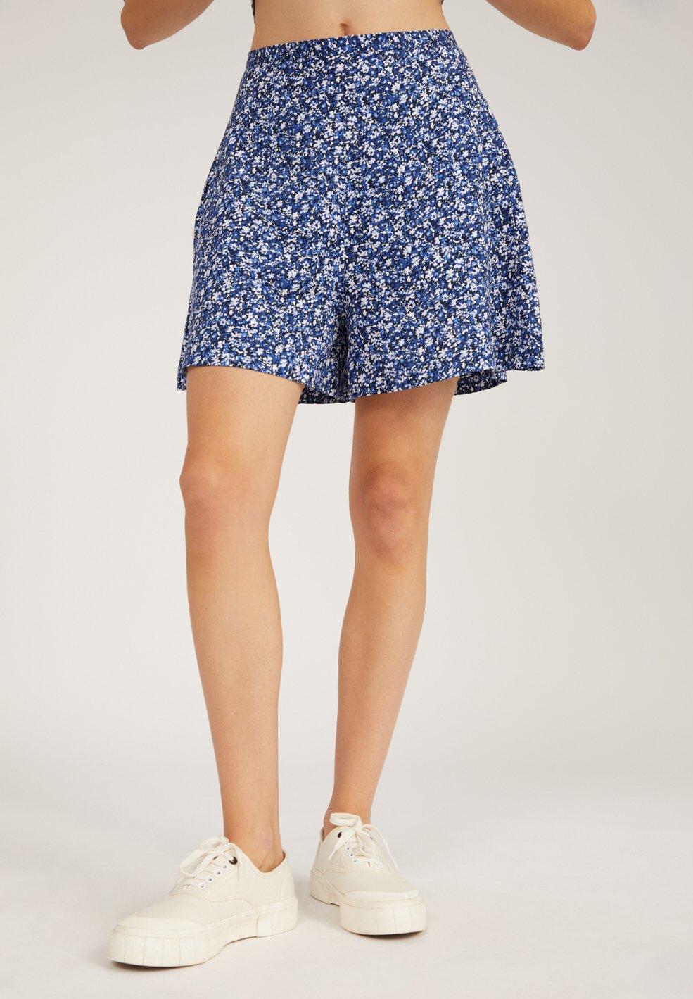 Damen INTIAA MIDSUMMER NIGHT - Shorts