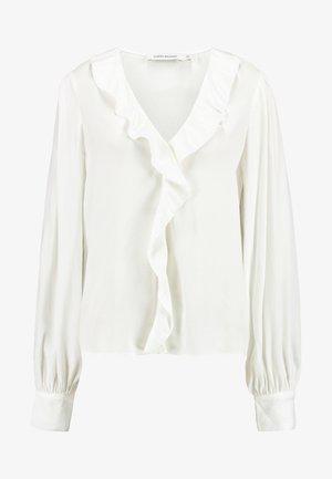 BELLA - Blusa - white