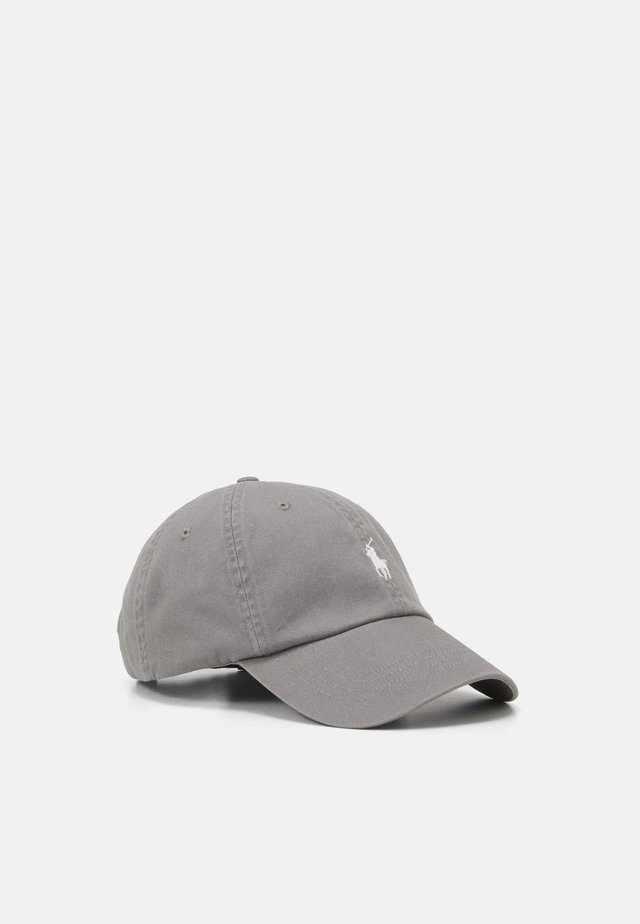 CLASSIC SPORT CAP - Cap - perfect grey/white