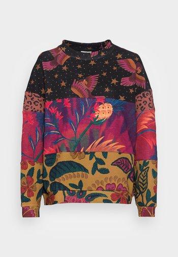 MIXED - Sweatshirt - black