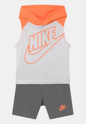 NIGHT GAMES MUSCLE SET - Top - carbon heather