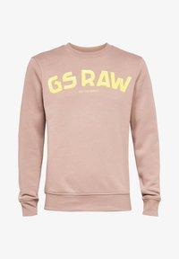 G-Star - Sweater - chocolate berry - 4