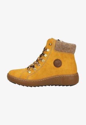 Ankle boots - honig/wood/mogano 68