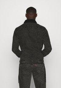 Be Edgy - BEKELVYN  - Denim jacket - black used - 2