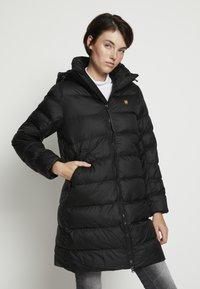 G-Star - WHISTLER SLIM LONG COAT - Winter coat - black - 0