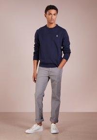 Polo Ralph Lauren - LONG SLEEVE - Sweatshirt - aviator navy - 1