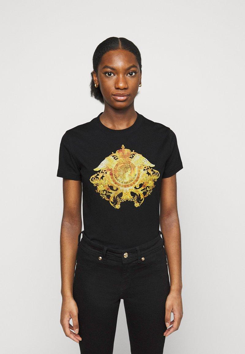 Versace Jeans Couture - T-shirt print - black