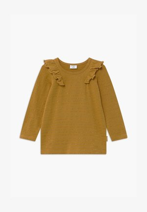 AIRY - Long sleeved top - ochre