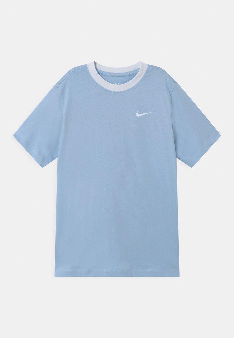 Nike Sportswear - Triko spotiskem - psychic blue