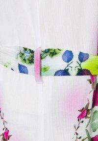 Desigual - VEST SENA - Day dress - white - 6